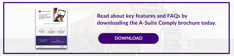 A-Suite Comply FAQs