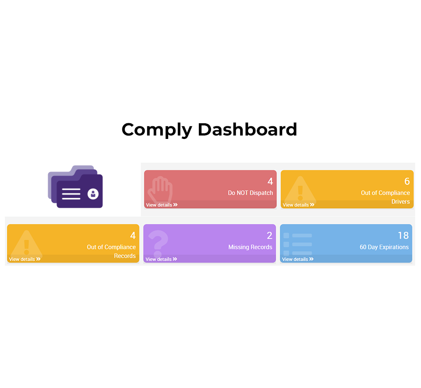 Comply-Dashboard