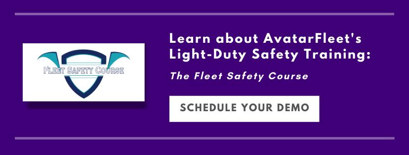 Fleet Safety Course CTA