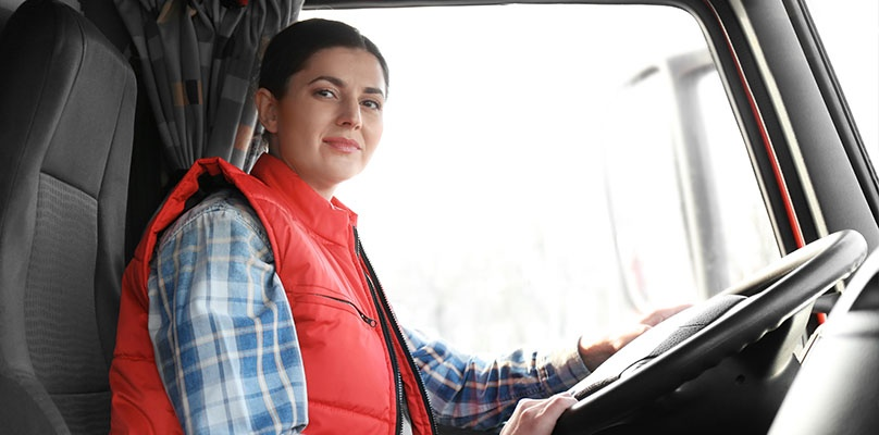 How to Recruit More Women Drivers