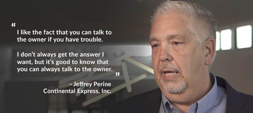 JEFFREY PERINE Quote