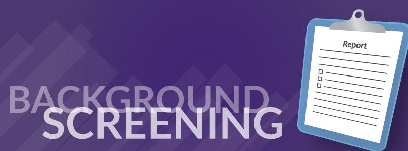 background-screening