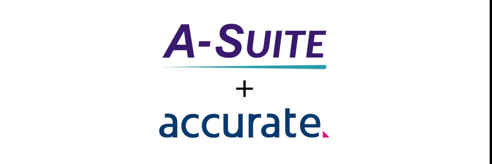 A-Suite Accurate Background Integration