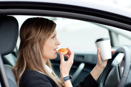 Distracted driving is any activity that could divert a person's attention away from the primary task of driving.