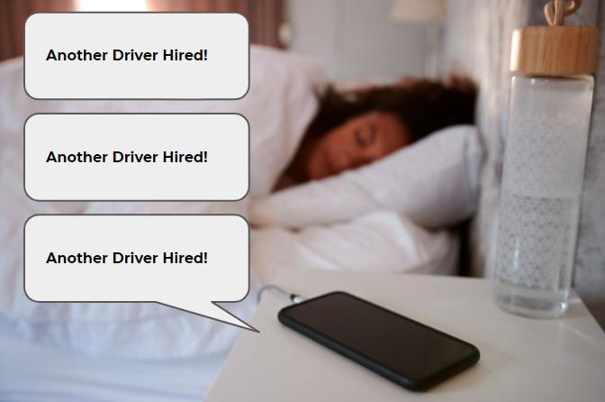 Recruit in Your Sleep